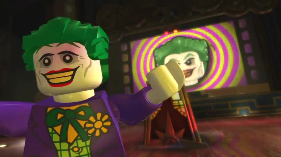 Trailer, Warner Bros., Lego, LEGO Batman, LEGO Batman 2, DC Superheroes