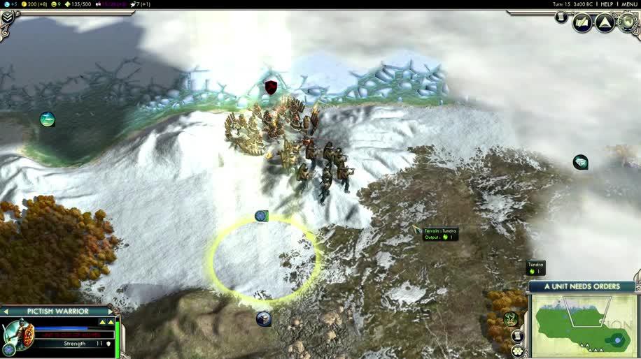 Trailer, 2K Games, Civilization, Sid Meier, Civilization V, Gods & Kings