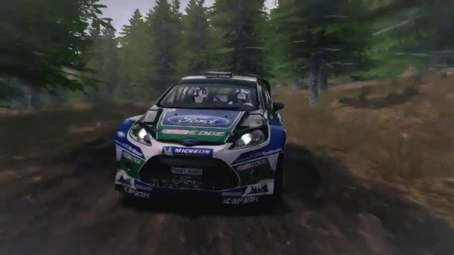 Trailer, Milestone, WRC, WRC 3