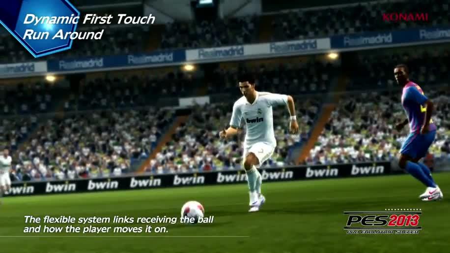 Trailer, Fußball, Konami, PES, PES 2013