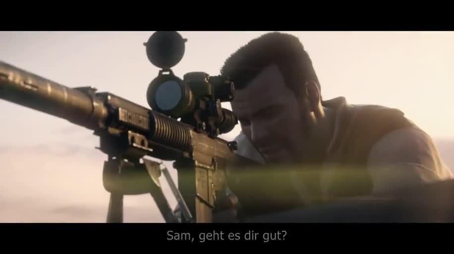 Trailer, Ubisoft, Splinter Cell, Blacklist, CGI