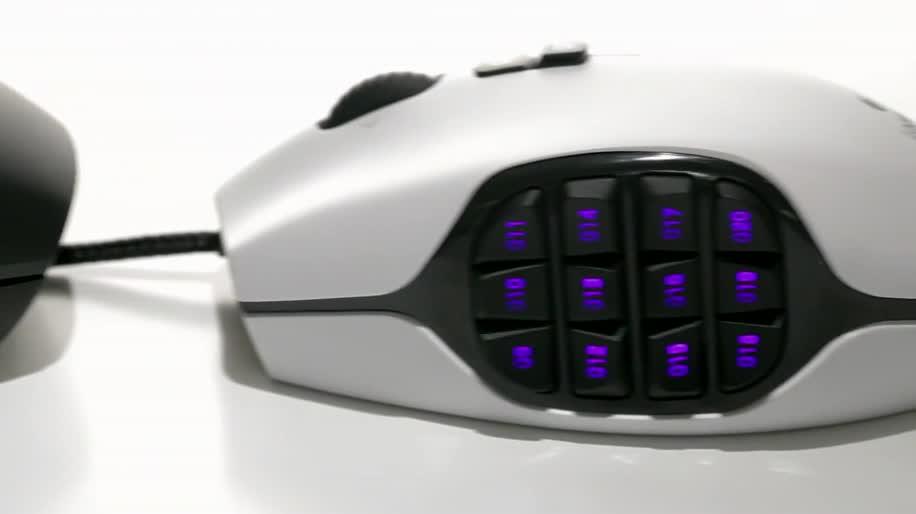 Maus, Logitech, G600