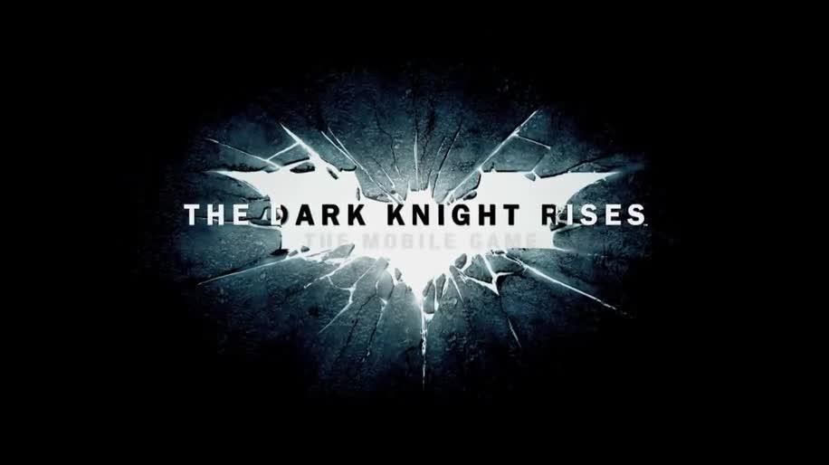 Trailer, Batman, Mobile Gaming, Mobile Games, The Dark Knight Rises