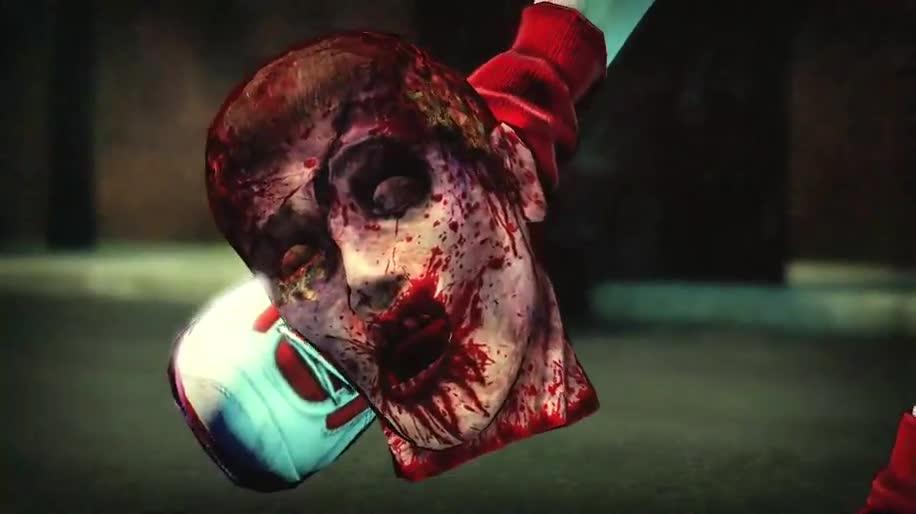Trailer, Warner, Lollipop Chainsaw