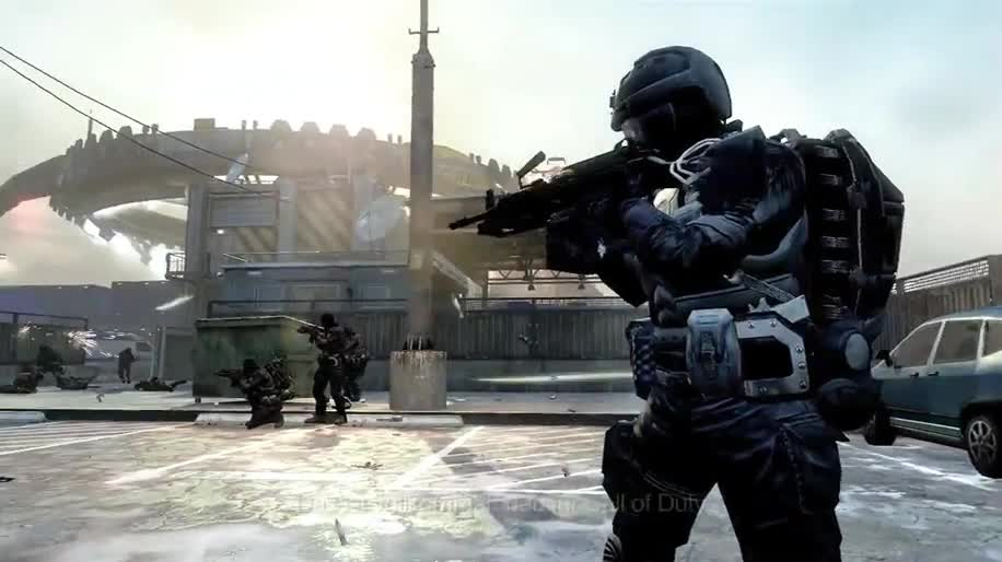 Trailer, Call of Duty, Activision, Black Ops, Treyarch, Call of Duty: Black Ops 2, Black Ops 2