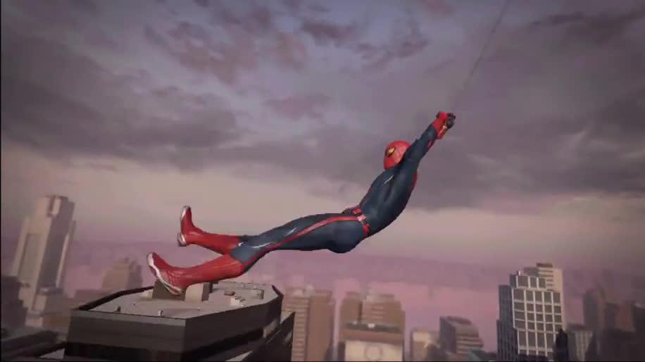 Activision, Marvel, Spider-Man, The Amazing Spider-Man