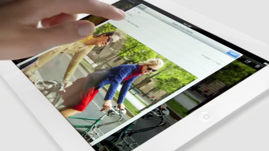 Apple, Ipad, Werbung, Werbespot