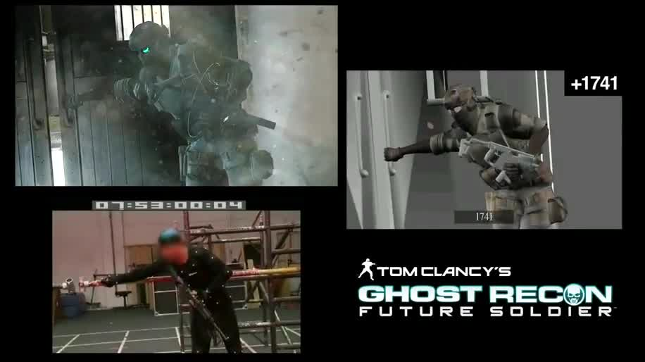 Ubisoft, Ghost Recon, Future Soldier, Tom Cancy's Ghost Recon Future Soldier