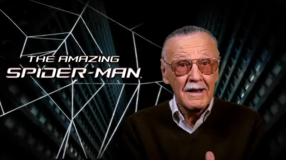 Activision, Marvel, Spider-Man, The Amazing Spider-Man, Stan Lee