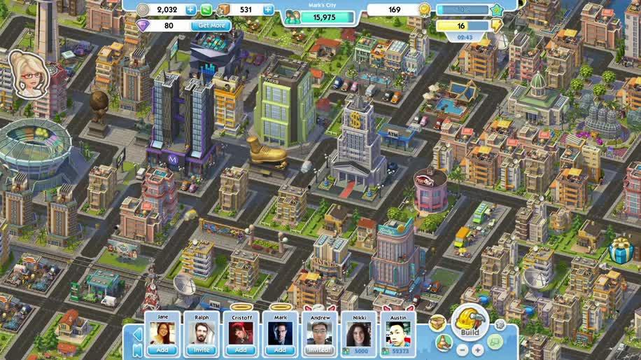 Trailer, Facebook, Electronic Arts, Ea, E3, E3 2012, Simcity, Browser-Spiel, SimCity Social