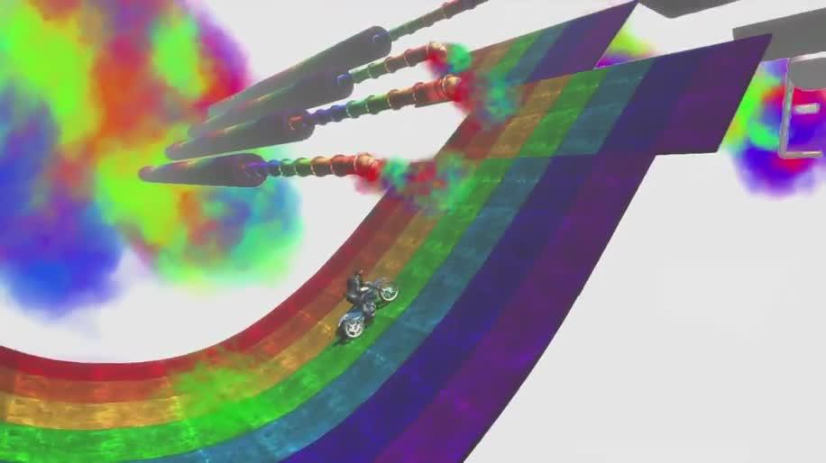 Xbox 360, Ubisoft, Xbox Live Arcade, Trials, Trials Evolution