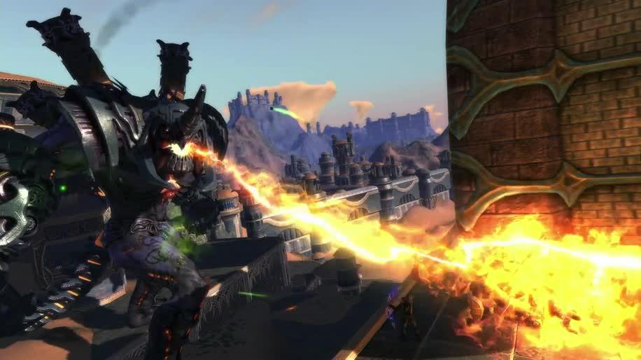 Trailer, E3, Erweiterung, E3 2012, Rift, Trion Worlds, Storm Legion