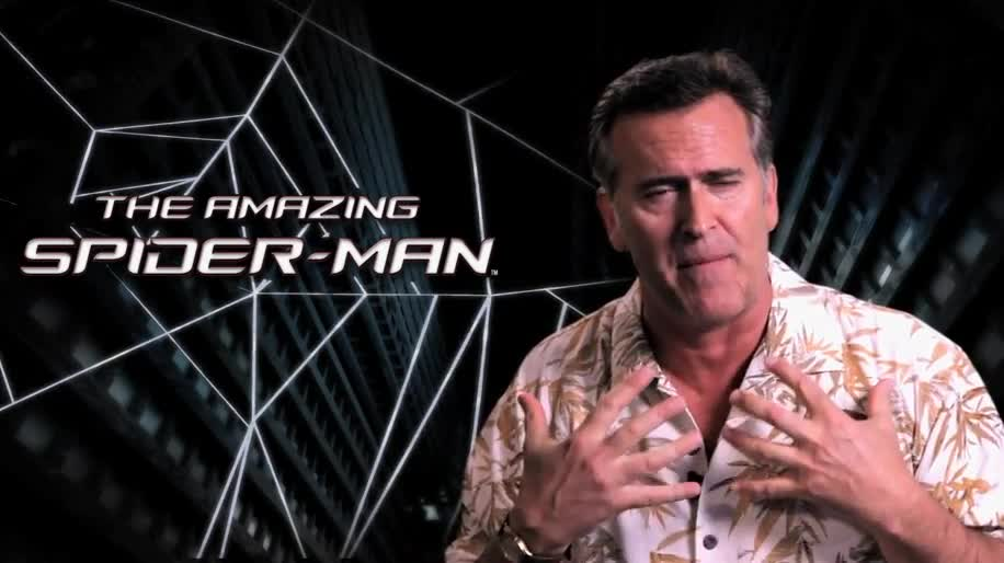 Activision, Marvel, Interview, The Amazing Spider-Man, Cameo