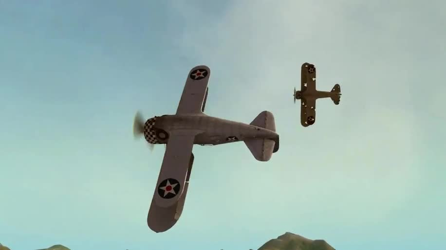 Trailer, Online-Spiele, Wargaming.net, World of Warplanes