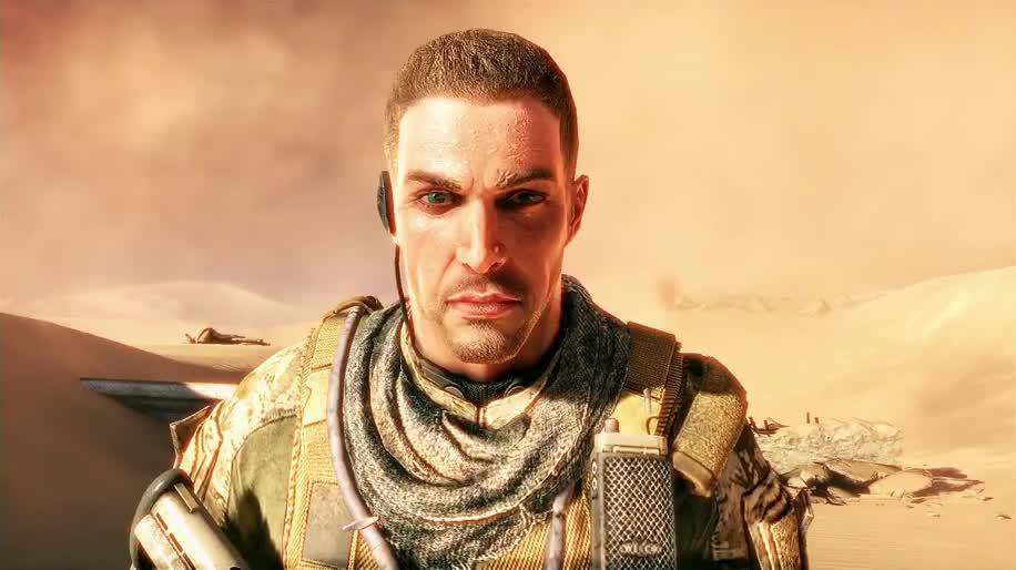 Trailer, 2K Games, Spec Ops, Spec Ops: The Line, The Line
