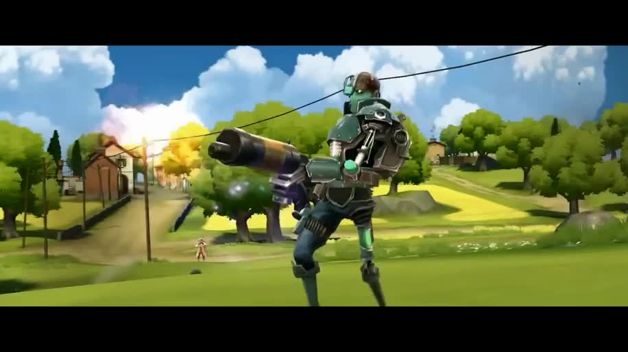 Electronic Arts, Ea, Shooter, Free-to-Play, Battlefield Heroes