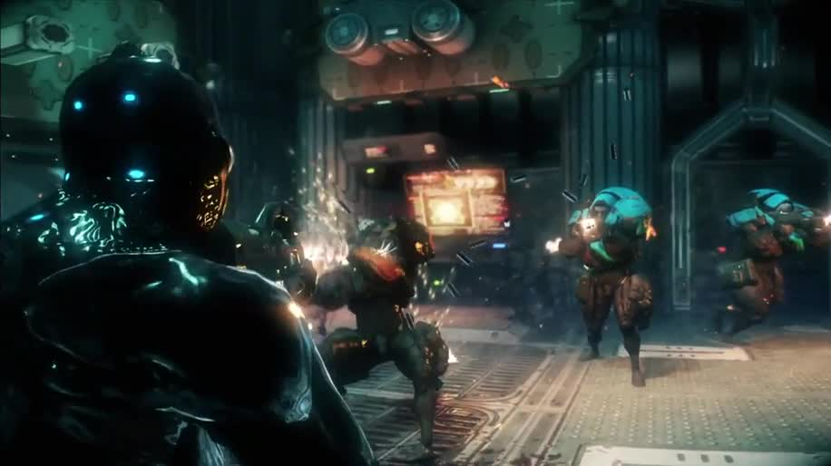 Trailer, Ego-Shooter, Shooter, Free-to-Play, Warframe, Digital Extremes