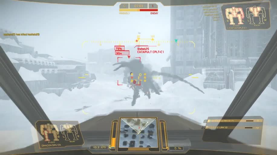 Trailer, Free-to-Play, MechWarrior Online, MechWarrior