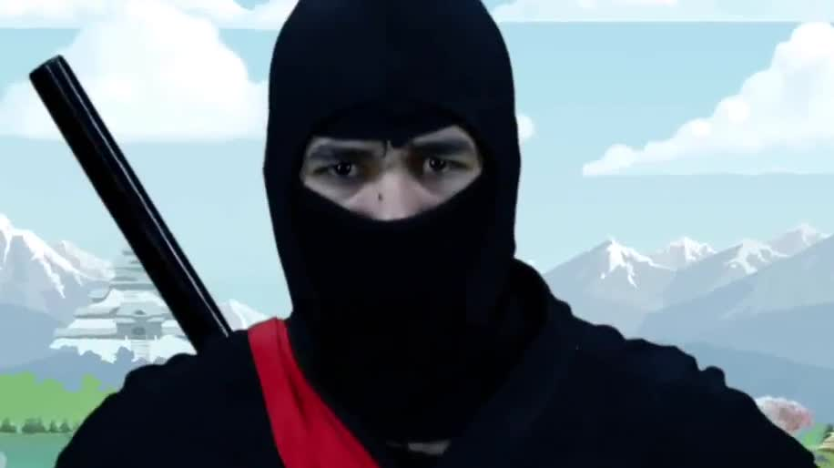 Xbox 360, Kinect, Xbox Live Arcade, Mini Ninjas Adventures, Mini Ninjas