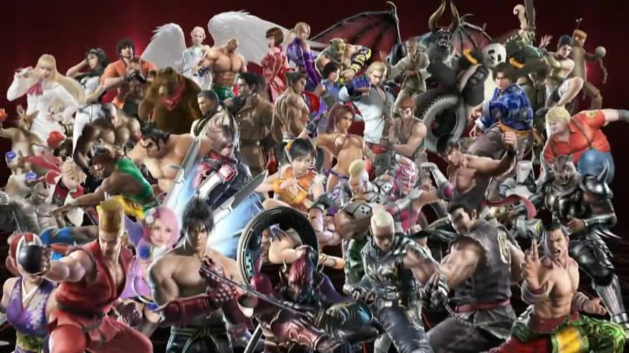 Trailer, Namco Bandai, Tekken, Tekken Tag Tournament 2