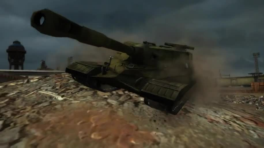 Trailer, Online-Spiele, World of Tanks, Wargaming.net, Panzer