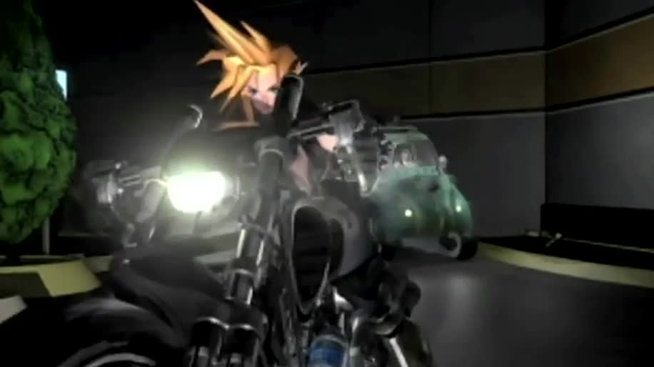 Trailer, Square Enix, Final Fantasy, Final Fantasy VII
