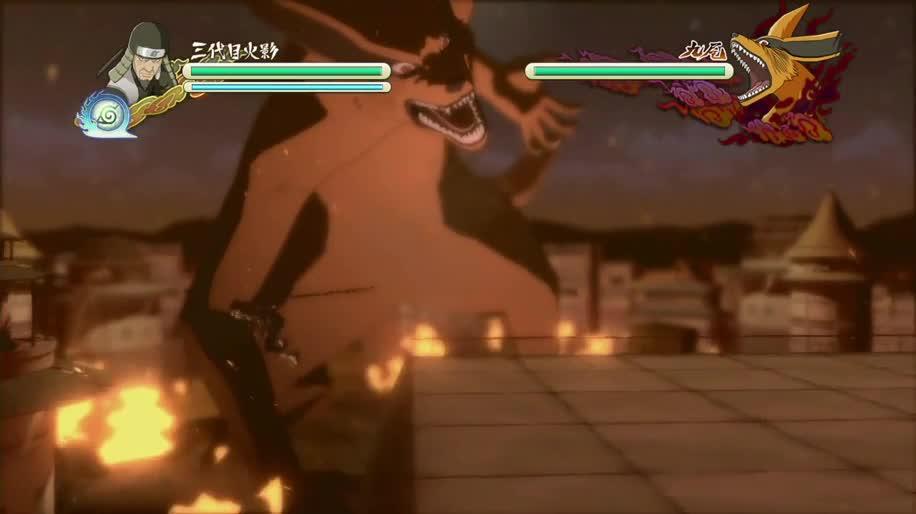 Trailer, Naruto Shippuden, Naruto, Naruto Shippuden Ultimate Ninja Storm 3, Ultimate Ninja Storm
