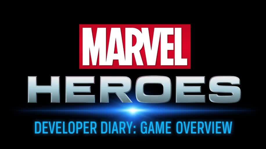 Online-Spiele, Free-to-Play, Mmo, Online-Rollenspiel, Marvel, Marvel Heroes
