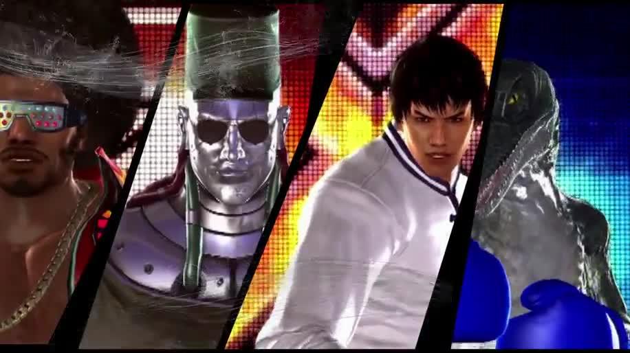 Trailer, Namco Bandai, Prügelspiel, Tekken, Tekken Tag Tournament 2, Teken Tag Tournament