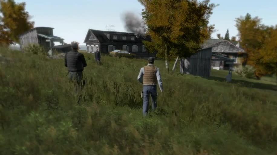 Ego-Shooter, Shooter, Zombies, Ego Shooter, Mod, egoshooter, DayZ, Arma 2