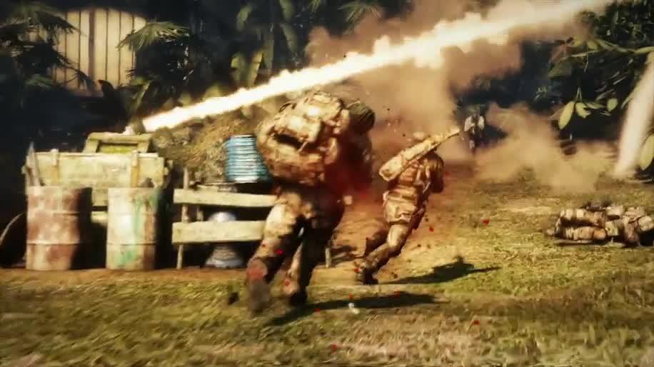 Trailer, Electronic Arts, Ego-Shooter, Multiplayer, Ego Shooter, Medal of Honor, medal of honor warfighter, warfighter, egoshooter