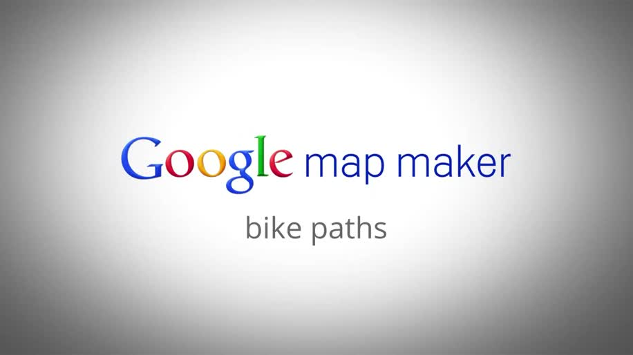 Google Maps, Fahrrad, Google Map Maker