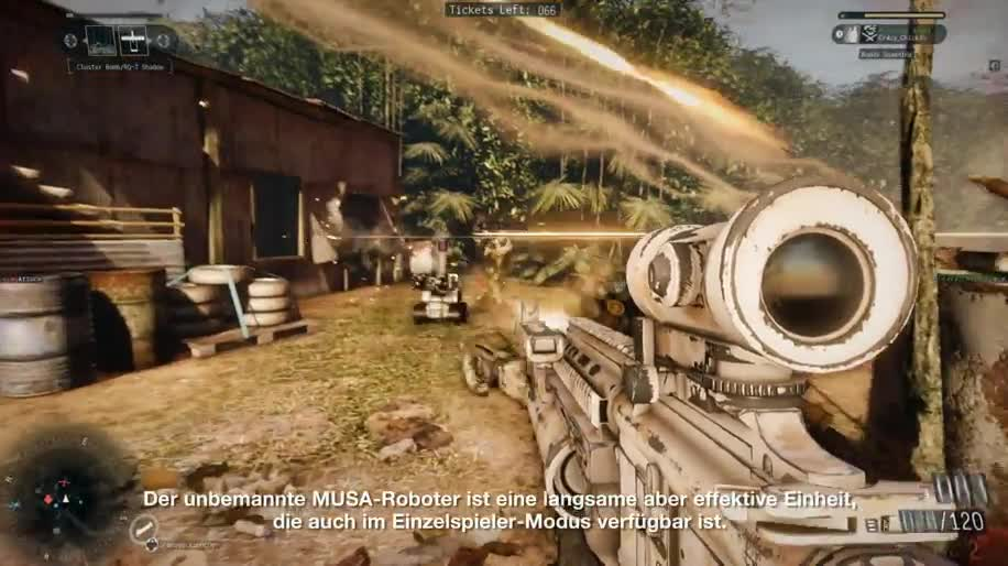 Trailer, Electronic Arts, Ea, Medal of Honor, medal of honor warfighter, warfighter