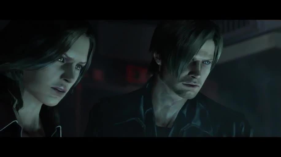 Trailer, Capcom, Resident Evil, Resident Evil 6