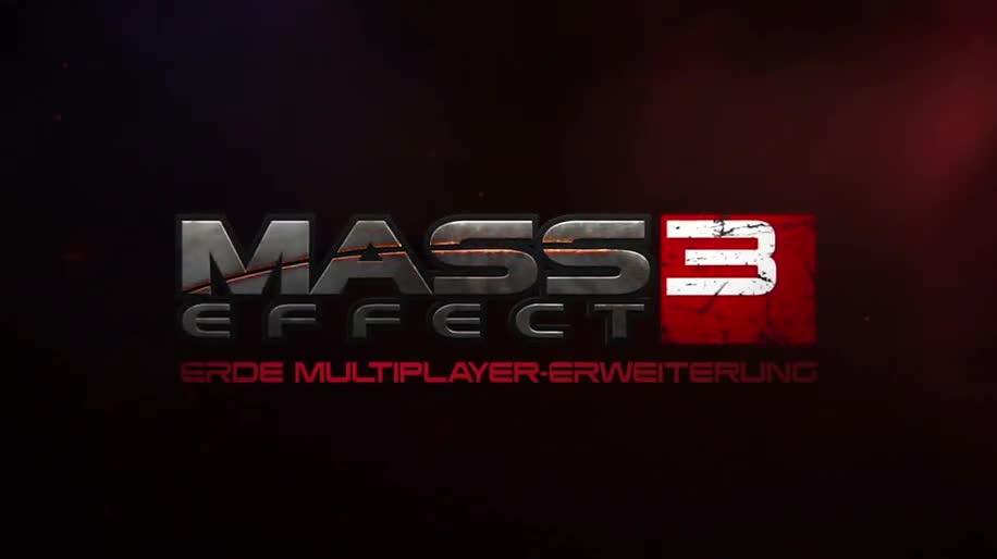 Trailer, Electronic Arts, Ea, Multiplayer, Dlc, BioWare, MASS EFFECT 3, Mass Effect