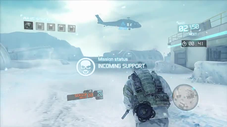 Trailer, Ubisoft, Dlc, Tom Clancy, Ghost Recon, Future Soldier, Tom Cancy's Ghost Recon Future Soldier, Arctic Strike