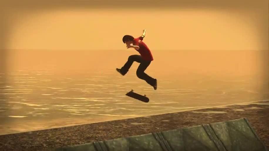 Trailer, Activision, Skateboard, Tony Hawk, Tony Hawk's Pro Skater HD