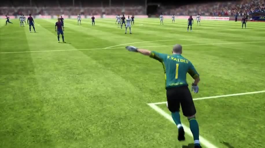 Electronic Arts, Xbox 360, Gameplay, Kinect, Sprachsteuerung, Fußball, EA Sports, Fifa, FIFA 13