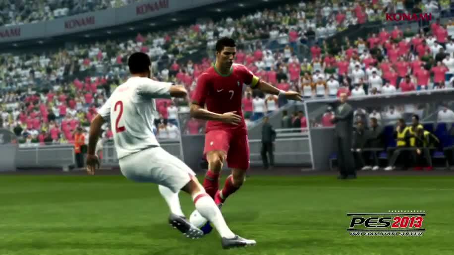 Trailer, Fußball, Konami, PES, Pro Evolution Soccer, PES 2013
