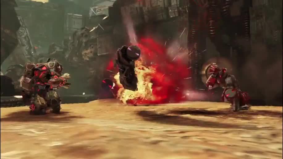 Trailer, Multiplayer, Activision, Transformers, Koop, Koop-Modus, Fall of Cybertron, Untergang von Cybertron