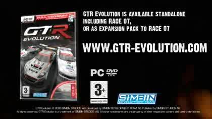 Auto, Rennen, Evolution, GTR