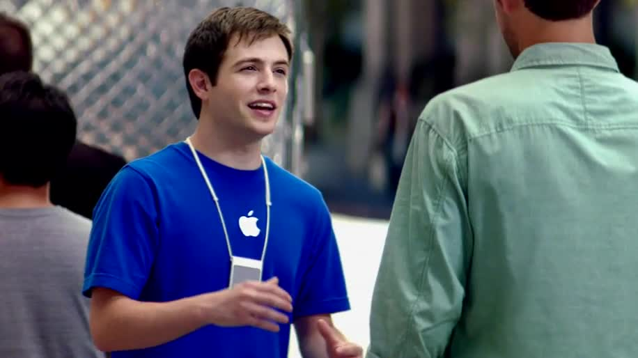 Apple, Werbespot, Mac, Apple Genius
