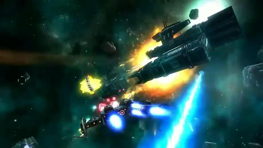 Trailer, Fishlabs, Galaxy on Fire, Galaxy on Fire 2