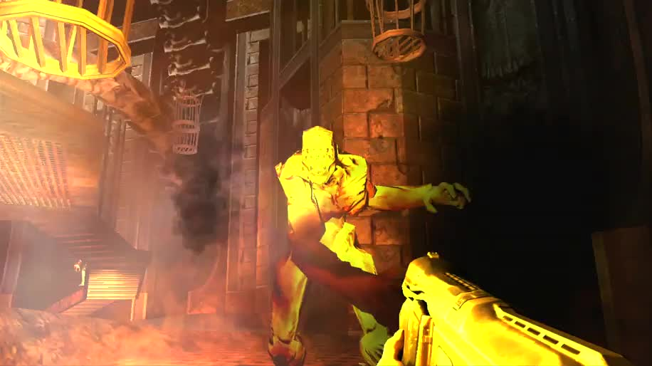 Trailer, Bethesda, Doom, Doom 3, Doom 2, Doom 3 BFG Edition, Lost Missions, Resurrection of Evil