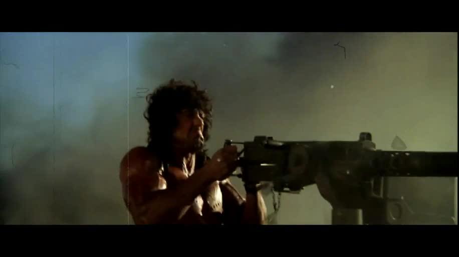 Trailer, Rambo: The Video Game, Rambo, Reef Entertainment