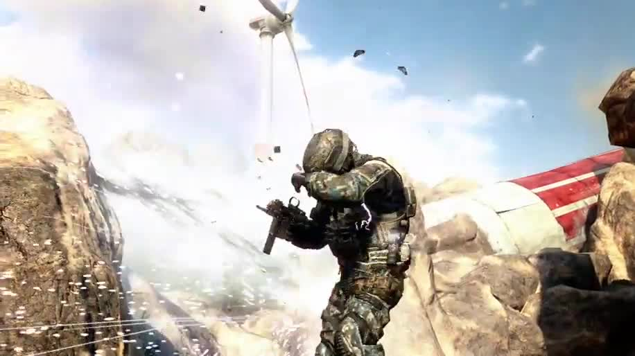 Trailer, Ego-Shooter, Shooter, Multiplayer, Call of Duty, Activision, Black Ops, Ego Shooter, Call of Duty: Black Ops, Call of Duty: Black Ops 2, Call of Duty Black Ops, egoshooter