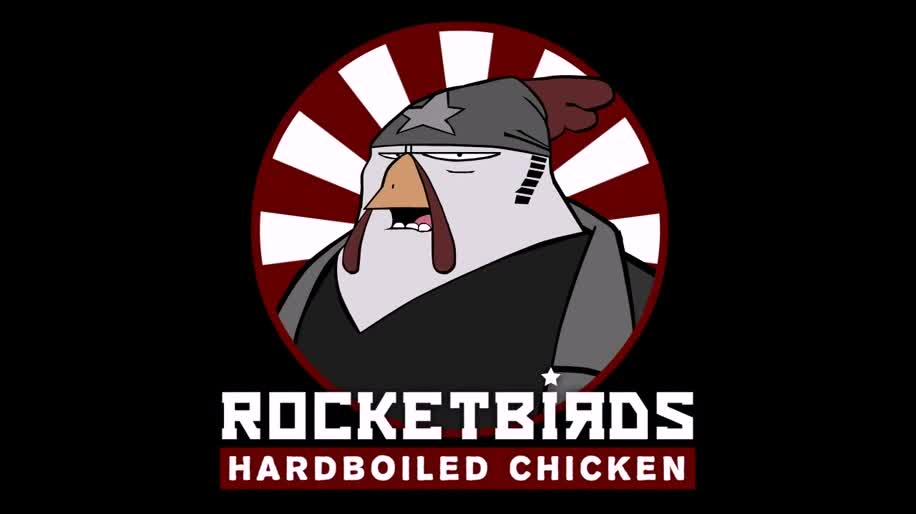 Trailer, Steam, Rocketbirds, Hardboiled Chicken