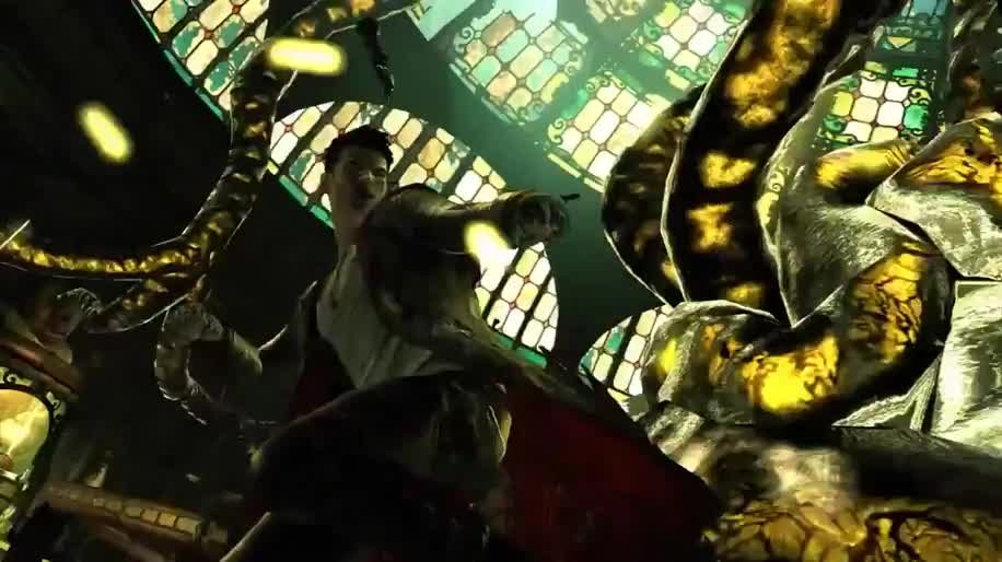 Trailer, Gameplay, Capcom, Devil May Cry, DmC