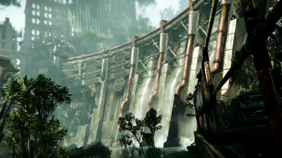 Trailer, Crytek, Crysis, Crysis 3, Cryengine 3