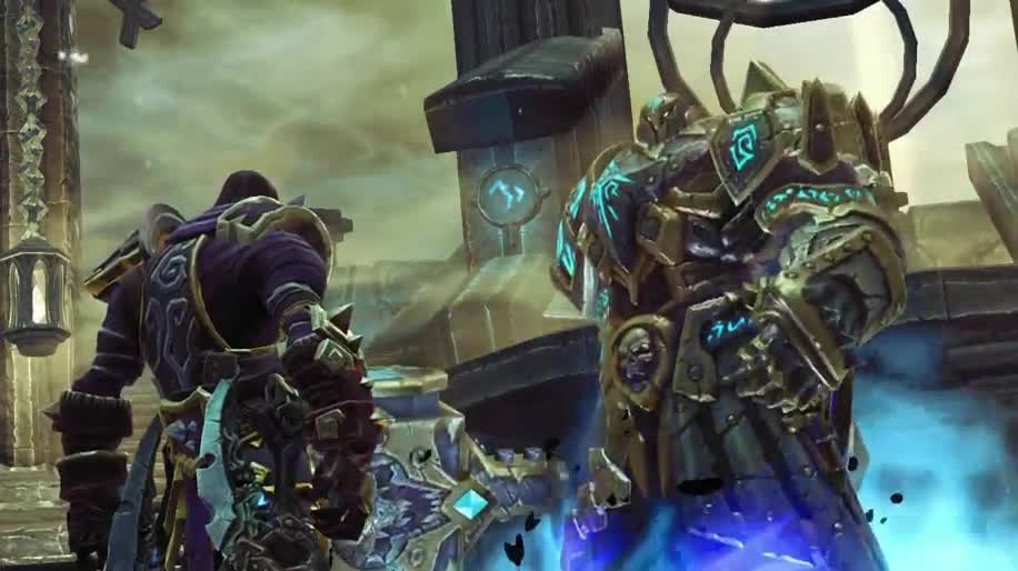 Trailer, Thq, Darksiders 2, Darksiders